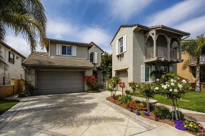 Oxnard Single Family Home For Sale: 3507 Fairmont Lane