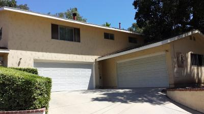 Moorpark Multi Family Home For Sale: 836 Valley Road