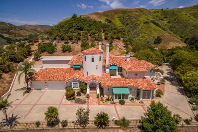 Ventura Single Family Home For Sale: 6045 Bridgeview Drive