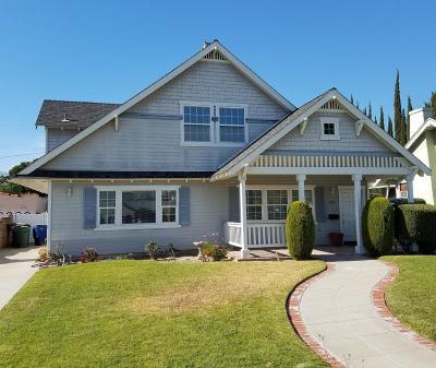 Fillmore Single Family Home Active Under Contract: 533 Kensington Drive