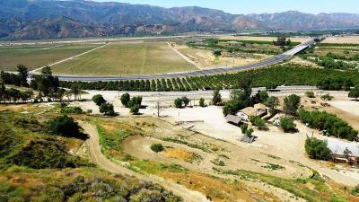 Piru Residential Lots & Land For Sale: 4375 Center Street