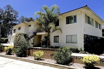 Ventura Multi Family Home For Sale: 10824 Kings Road