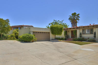 Thousand Oaks Single Family Home For Sale: 730 Woodlawn Drive