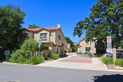 Thousand Oaks Single Family Home Active Under Contract: 3215 Royal Oaks Drive #7