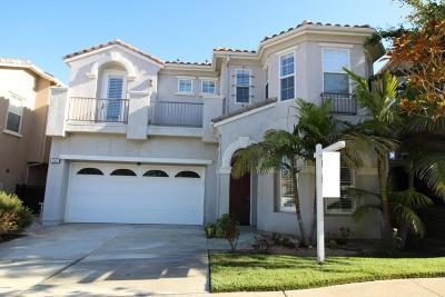 Ventura County Single Family Home For Sale: 6382 Goldeneye Street
