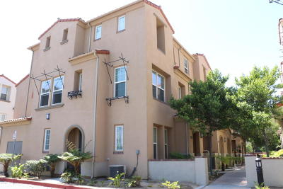 Camarillo CA Condo/Townhouse Sold: $499,999