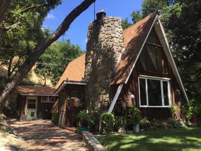 Single Family Home Sold: 3309 Matilija Canyon Road