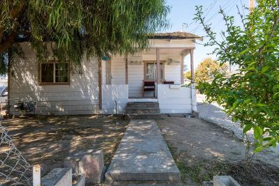 Santa Paula Multi Family Home Active Under Contract: 221 S 10th Street