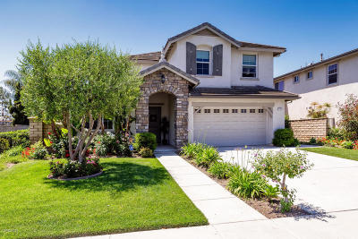 Camarillo Single Family Home Active Under Contract: 3798 Hedge Lane