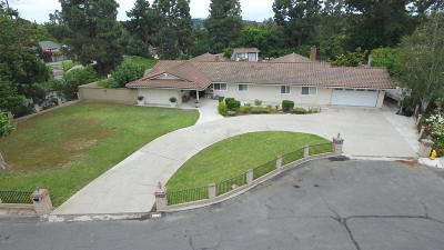 Camarillo Single Family Home For Sale: 1793 Calle Rocas