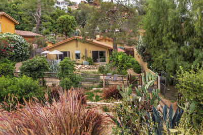 Agoura Hills Single Family Home For Sale: 1636 Lookout Drive
