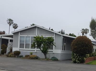 Mobile Home Sold: 1215 Anchors Way Drive #256
