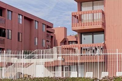 Ventura Single Family Home Active Under Contract: 350 Paseo De Playa #312