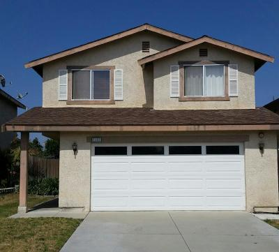 Ventura Single Family Home For Sale