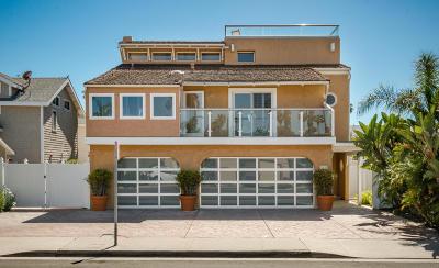 Ventura Single Family Home Active Under Contract: 2538 Pierpont Boulevard