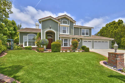 Single Family Home For Sale: 12953 Ridge Drive