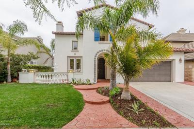 Oxnard Single Family Home Active Under Contract: 3659 Creekside Lane