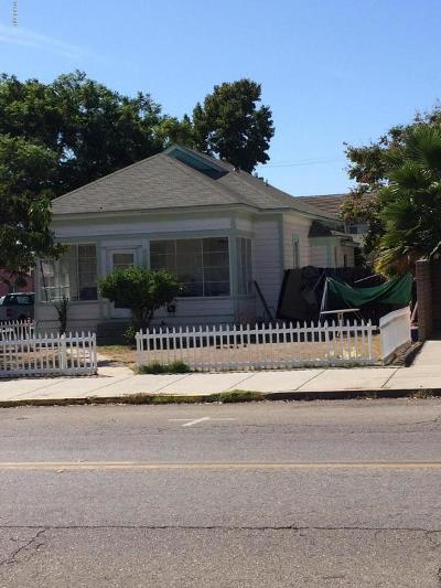 Santa Paula Multi Family Home Active Under Contract: 144 S Mill Street
