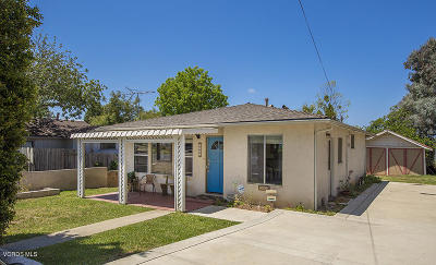 Oak View Single Family Home Active Under Contract: 145 Apricot Street