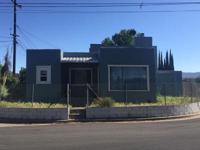 Oak View Single Family Home For Sale: 440 Larmier Avenue
