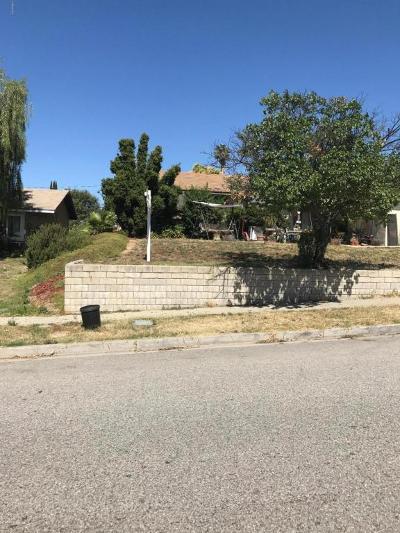 Oak View Single Family Home For Sale: 10475 Dale Avenue