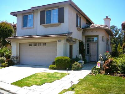 Camarillo Single Family Home Active Under Contract: 2805 Golf Villa Way