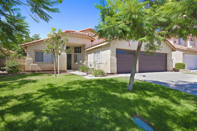 Fillmore Single Family Home Active Under Contract: 1129 1st Street
