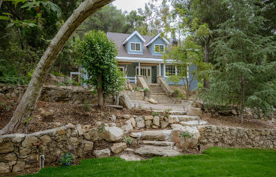 Santa Paula Single Family Home For Sale: 12617 Koenigstein Road