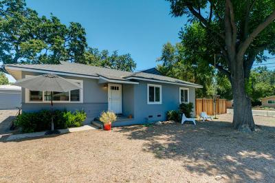 Ojai Single Family Home For Sale: 702 Grandview Avenue