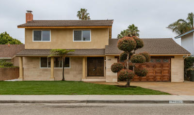 Oxnard Single Family Home Active Under Contract: 1120 Devonshire Drive