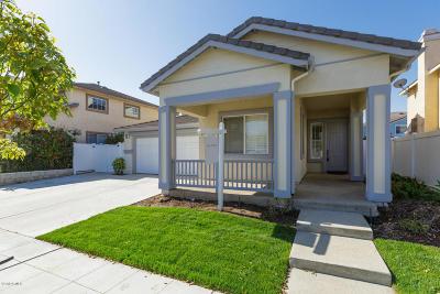 Fillmore Single Family Home Active Under Contract: 832 Santa Fe Street