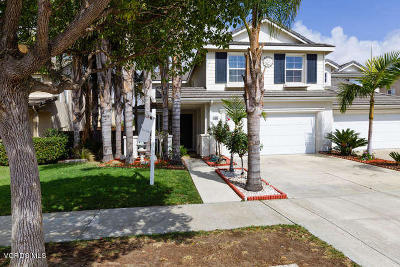 Oxnard Single Family Home For Sale: 1035 Vaquero Drive
