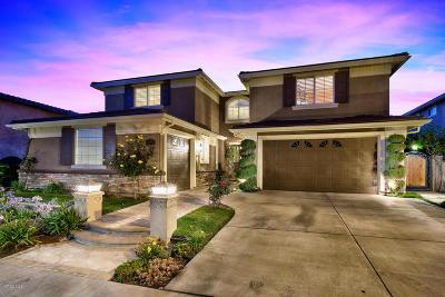 Camarillo Single Family Home Active Under Contract: 2927 Patina Court