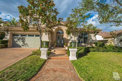 Newbury Park Single Family Home Active Under Contract: 4563 Via Del Rancho