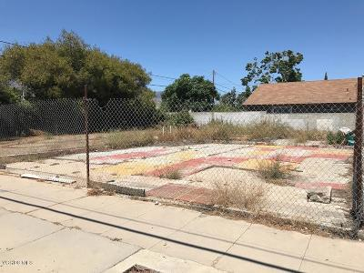 Santa Paula Residential Lots & Land For Sale: 115 S 11th Street