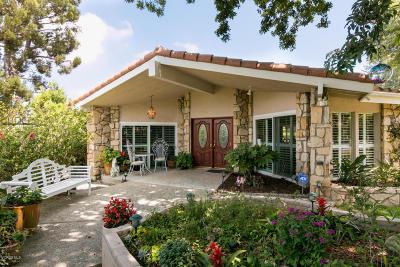 Camarillo Single Family Home For Sale: 520 Camino Concordia
