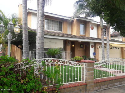 Oxnard Single Family Home For Sale: 905 Inlet Drive