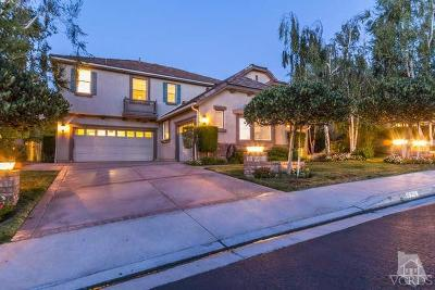 Simi Valley Single Family Home For Sale: 574 Oak Tree Court