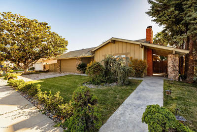 Camarillo Single Family Home For Sale: 1263 Sweetwater Avenue