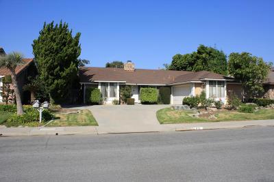 Camarillo Single Family Home For Sale: 413 Fallen Leaf Avenue
