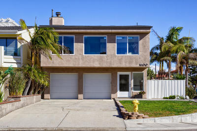 Oxnard Single Family Home For Sale: 1600 Ocean Drive