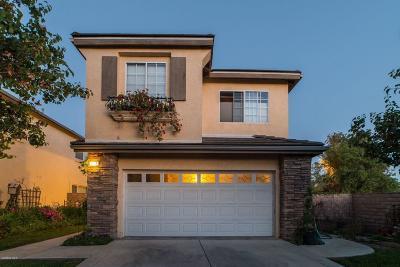 Thousand Oaks Single Family Home For Sale: 2684 Morning Grove Way