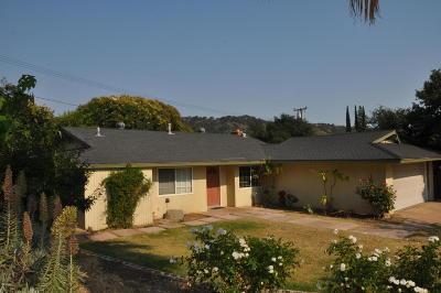 Oak View Single Family Home For Sale: 50 Pathelen Avenue