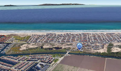 Oxnard Residential Lots & Land Active Under Contract: 1030 Canal Street