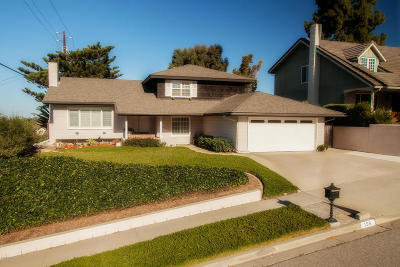 Ventura Single Family Home For Sale: 159 Donner Avenue