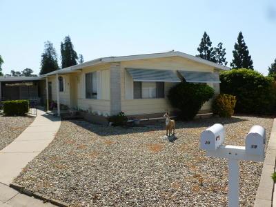 Ventura Mobile Home For Sale: 20 Faulkner Court