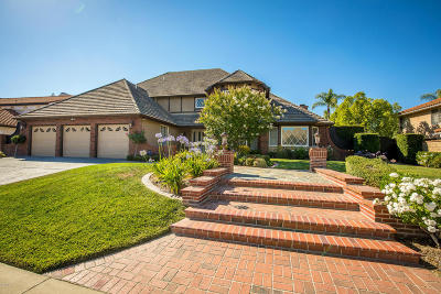 Agoura Hills Single Family Home For Sale: 29383 Laro Drive