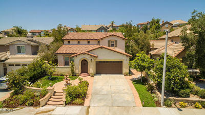 Simi Valley Single Family Home Active Under Contract: 3517 Sweetgrass Avenue