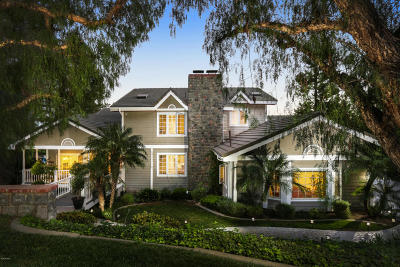 Camarillo Single Family Home For Sale: 316 El Tuaca Court
