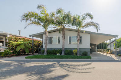 Oxnard Mobile Home For Sale: 5540 W 5th Street #111